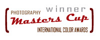 Masters Cup Colour Photographic awards 2011